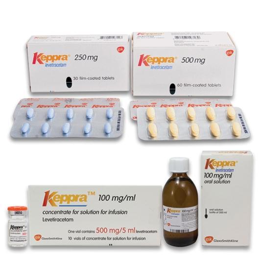 Sử dụng Keppra có thể khiến bệnh nhân mệt mỏi trong tháng đầu tiên